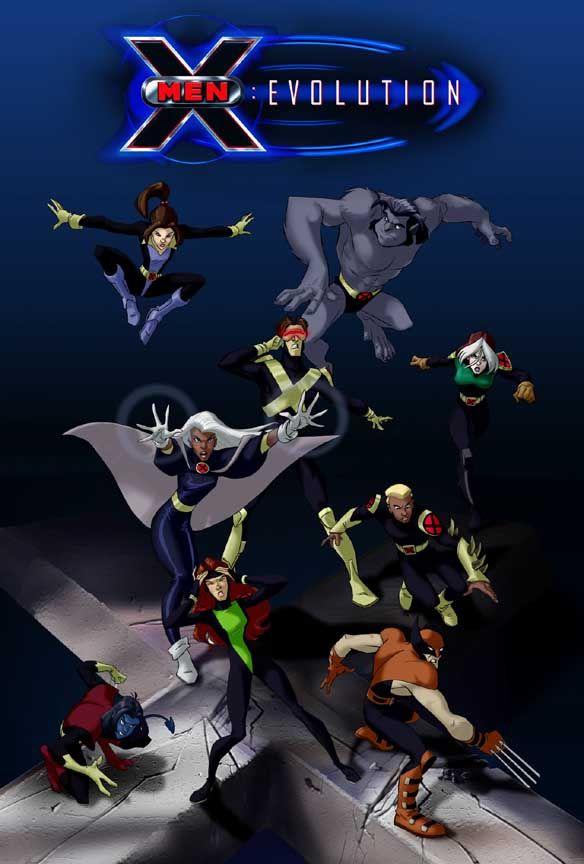 X-Men: Evoluția – Sezonul 2 Episodul 7 – Furtună africană
