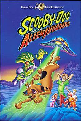 Scooby-Doo și Invadatorii Extratereștri