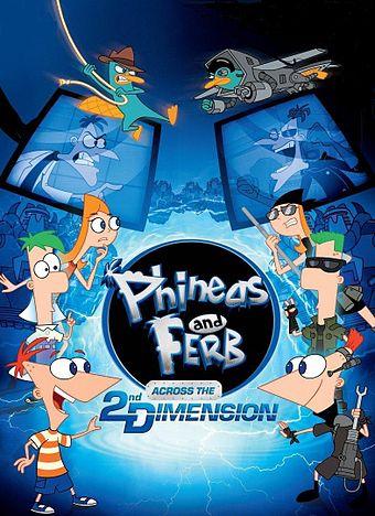 Phineas și Ferb: În a doua dimensiune – Dublat în Română
