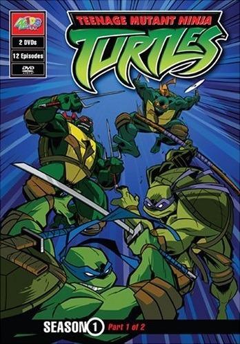 Țestoasele Ninja – Sezonul 1 Episodul 1 – Schimbare de domiciliu