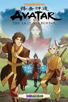 Avatar: Legenda lui Aang – Cartea III: Focul – Capitolul 19 – Cometa lui Sozin Partea II: Vechii maeștrii