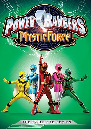Power Rangers Forța Mistică