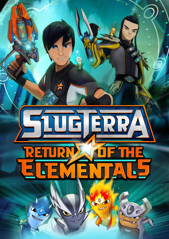 Slugterra: Întoarcerea elementelor