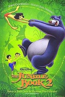 Cartea Junglei 2 (2003) – Dublat în Română