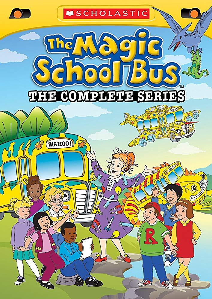 Autobuzul magic