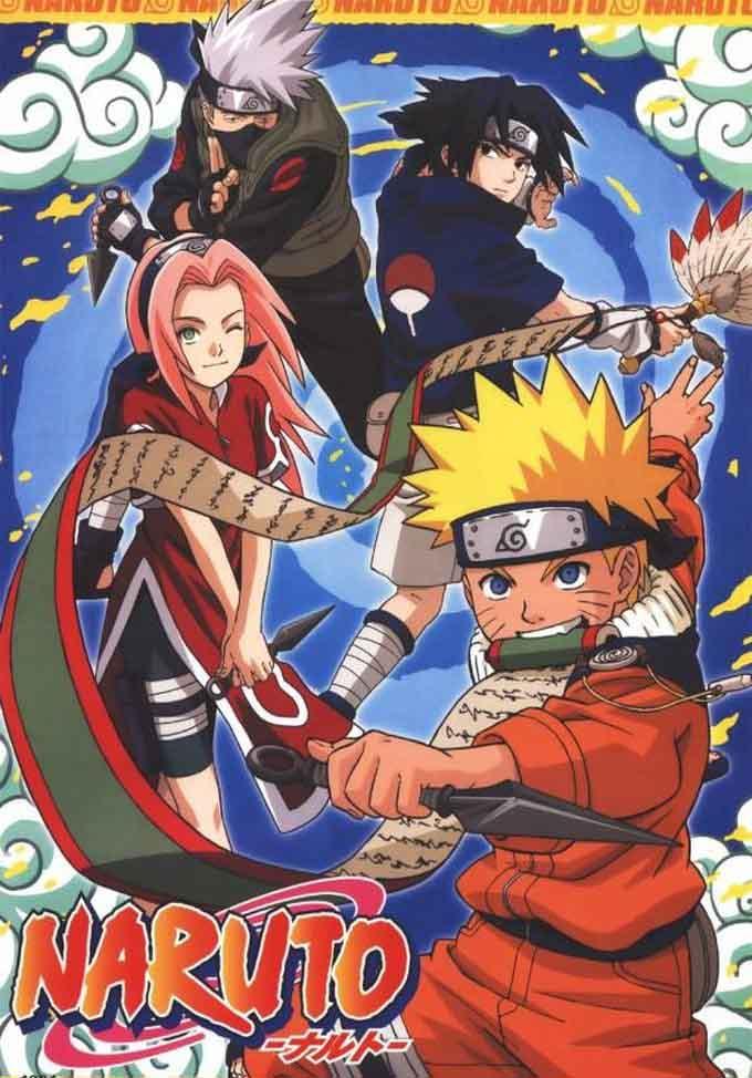 Naruto – Episodul 9 – Kakashi: Războinicul sharingan
