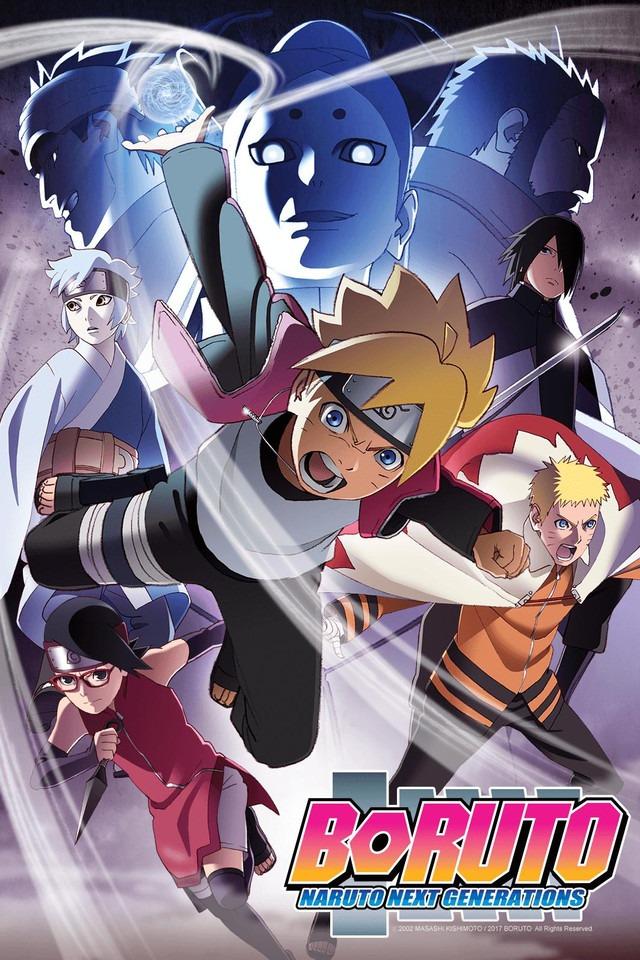 Boruto: Naruto Next Generations – Episodul 128 – Ținta lui Urashiki
