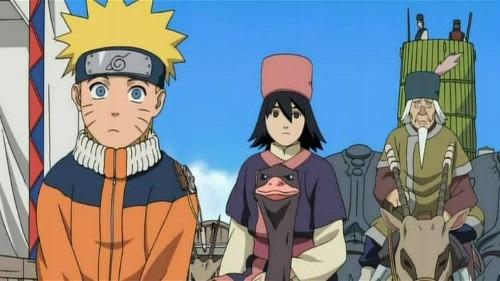 Naruto: Legenda Pietrei lui Gelel (2005) – Subtitrat în Română