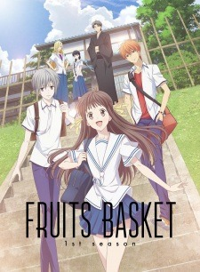 Fruits Basket – Episodul 1 – Ne vedem după școală