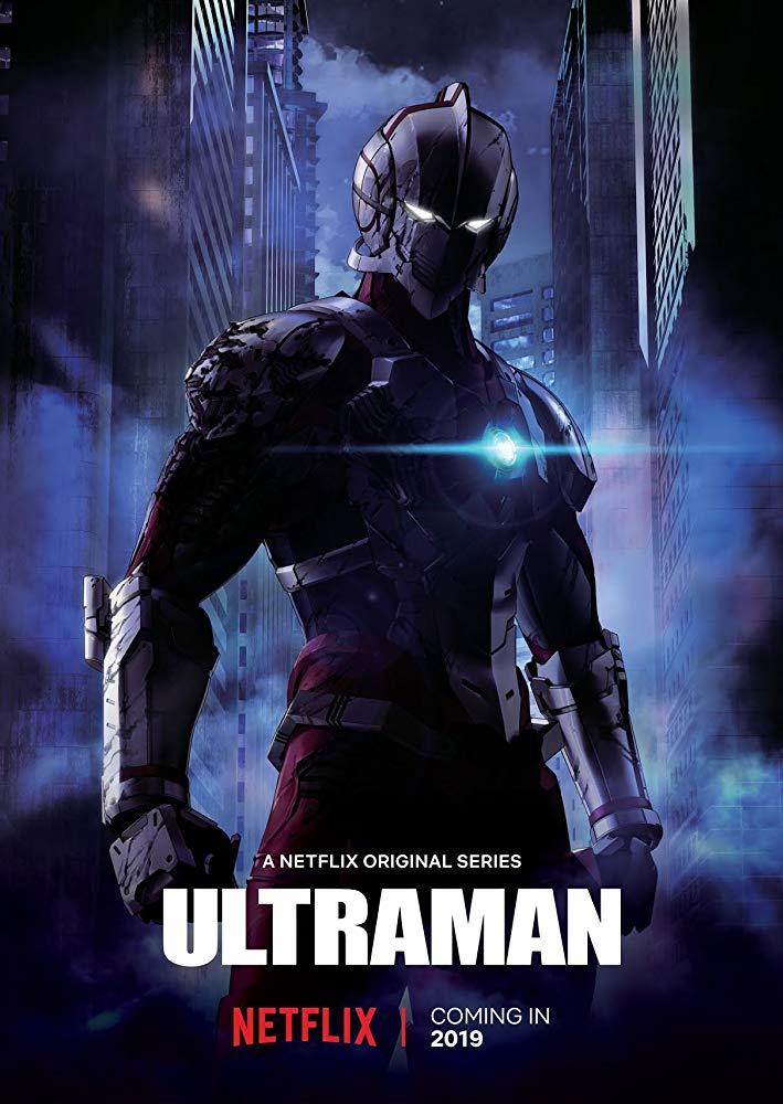 Ultraman – Episodul 1