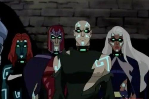 X-Men: Evoluția