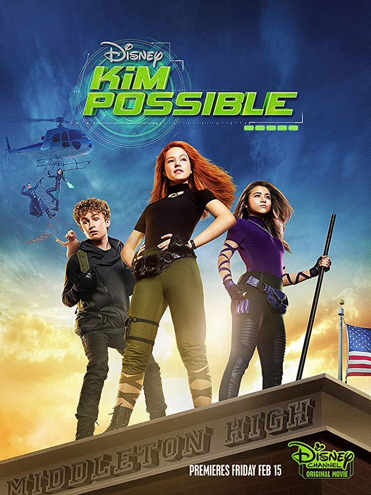Kim Possible: Filmul – Dublat în română