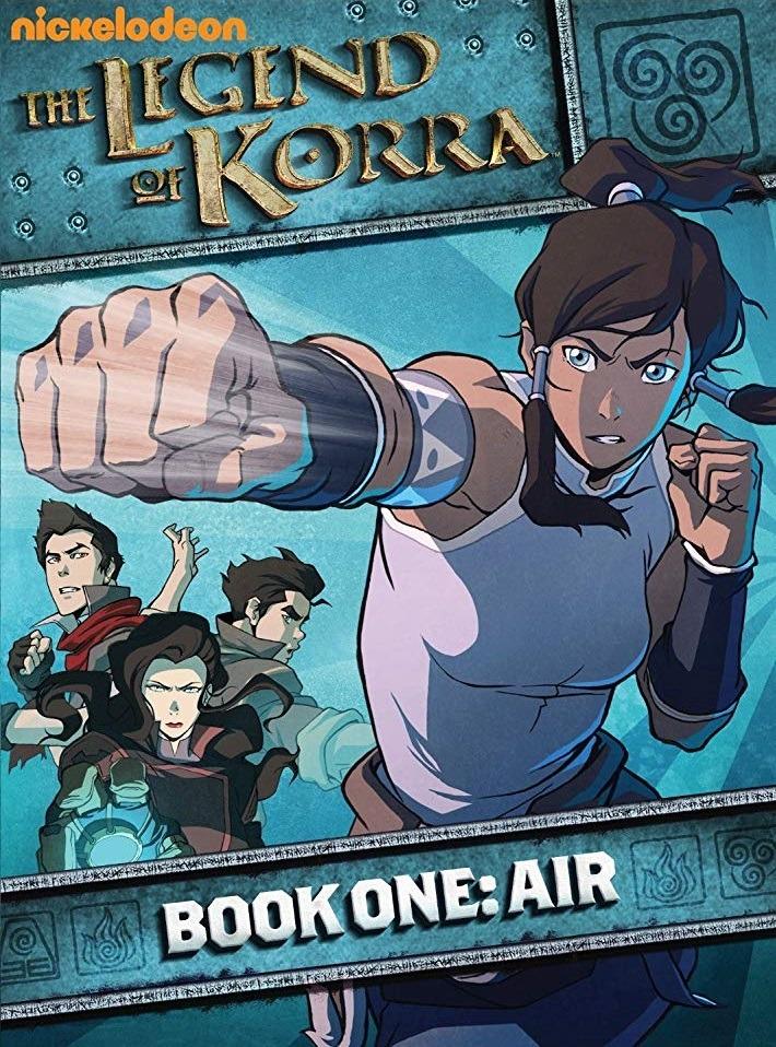 Avatar: Legenda lui Korra – Cartea I: Aerul – Capitolul 10 – Răsturnarea situației