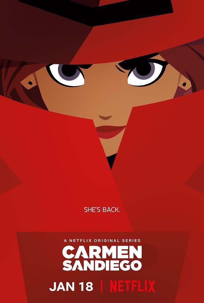 Carmen Sandiego – Episodul 1 – Începutul: Partea I