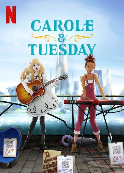 Carole & Tuesday – Episodul 20 – Immigrant Song