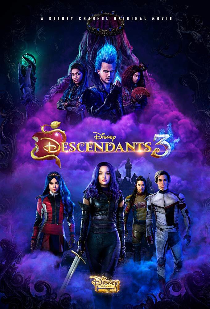 Descendenții 3 (2019) – Dublat în Română