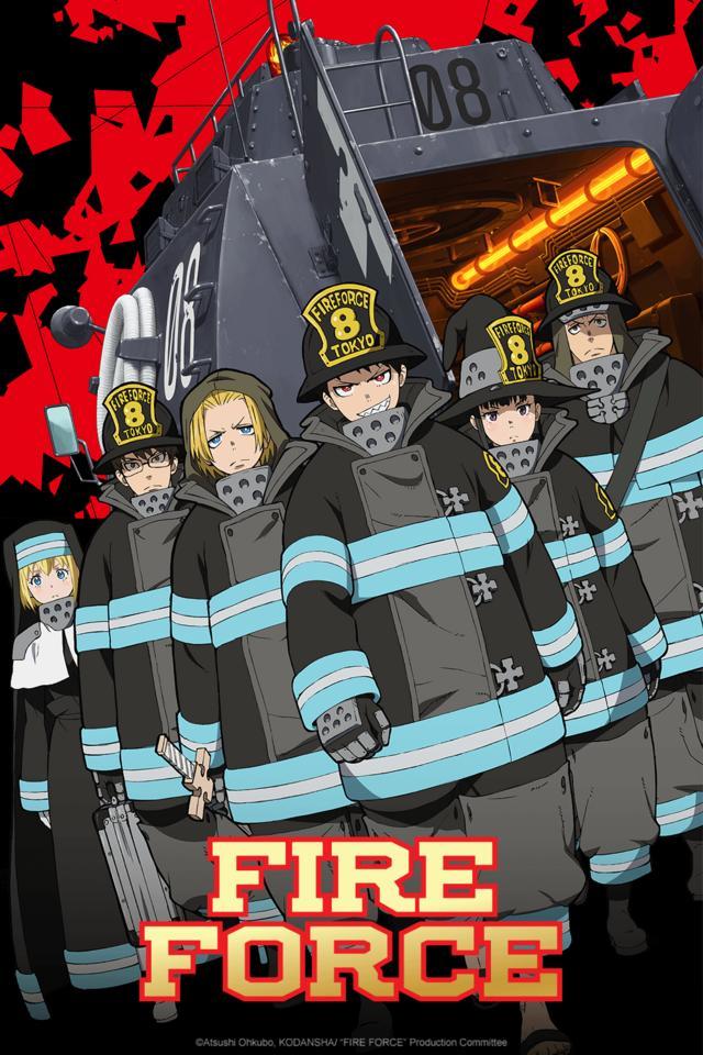 Fire Force – Episodul 9 – Răutatea care se răspândește