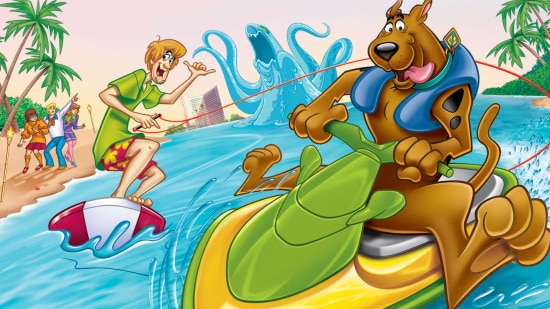 Scooby-Doo și Bestia Plajei (2015) – Dublat în Română