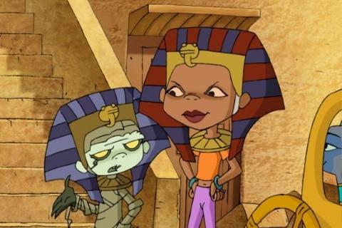 Tutenstein: Înfruntarea Faraonilor (2008) – Subtitrat în Română