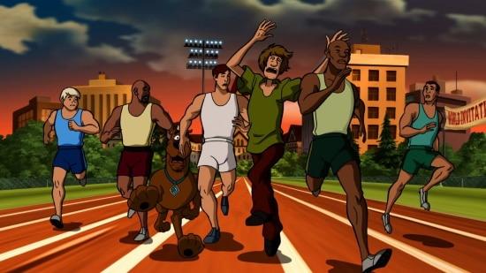Scooby-Doo! Jocurile Sinistre (2012) – Dublat în Română