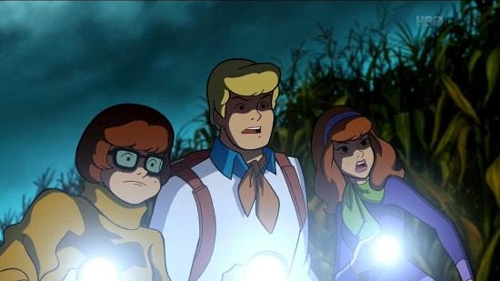 Scooby-Doo și Vrăjitoarea înspăimântătoare (2013) – Dublat în Română