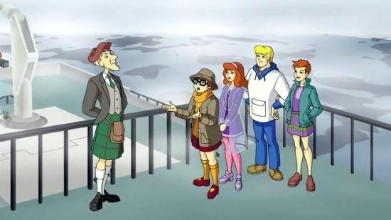 Scooby-Doo și Monstrul din Loch Ness (2004) – Dublat în Română