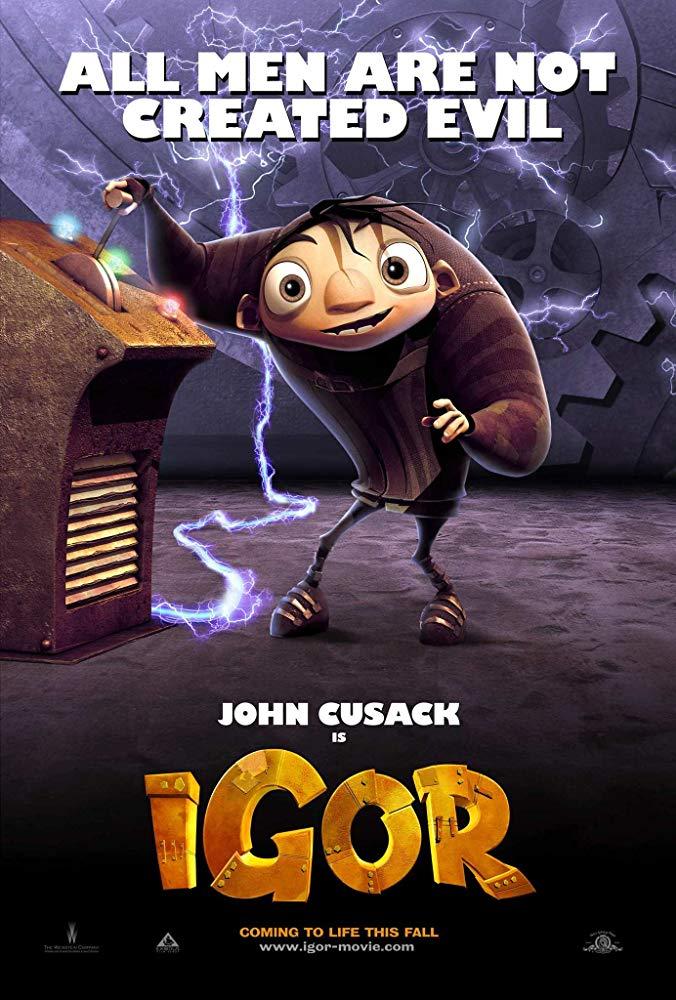 Igor (2008) – Subtitrat în Română