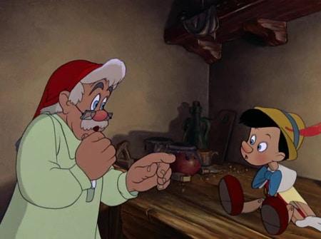 Pinocchio (1940) – Dublat în Română