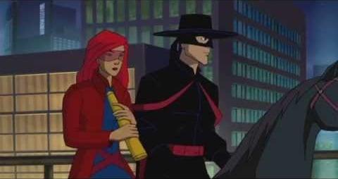Zorro: Generația Z – Dublat în Română